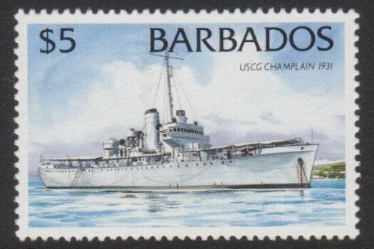 Barbados SG1041A