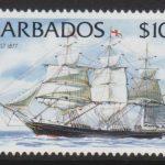 Barbados SG1042A