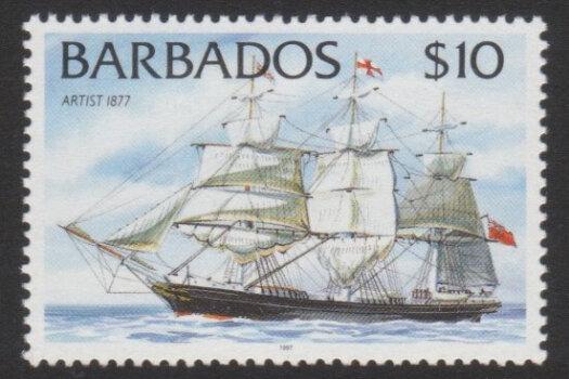 Barbados SG1042B