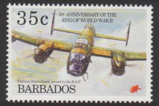 Barbados SG1049