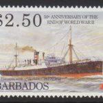 Barbados SG1051