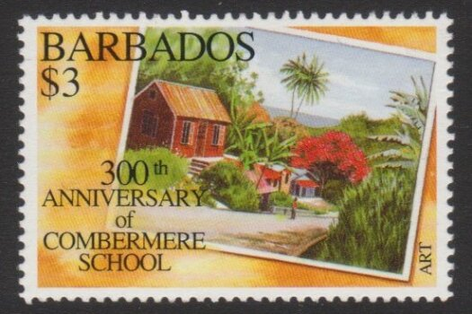 Barbados SG1056