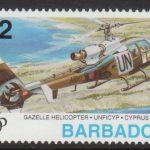 Barbados SG1061