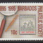 Barbados SG1066