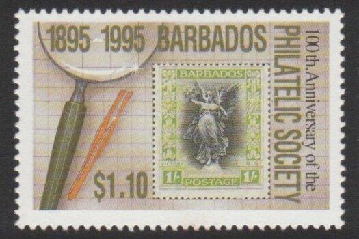 Barbados SG1068