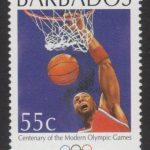 Barbados SG1072