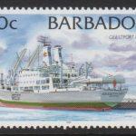 Barbados SG1076