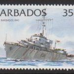 Barbados SG1079