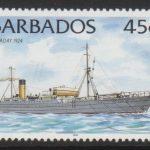 Barbados SG1080