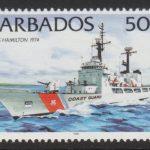 Barbados SG1081