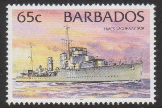 Barbados SG1082