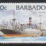 Barbados SG1083