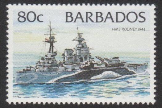 Barbados SG1084
