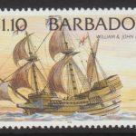 Barbados SG1086