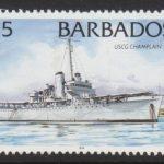 Barbados SG1087