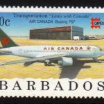 Barbados SG1090