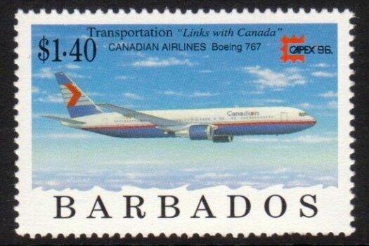 Barbados SG1092