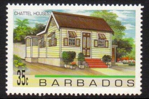 Barbados SG1093