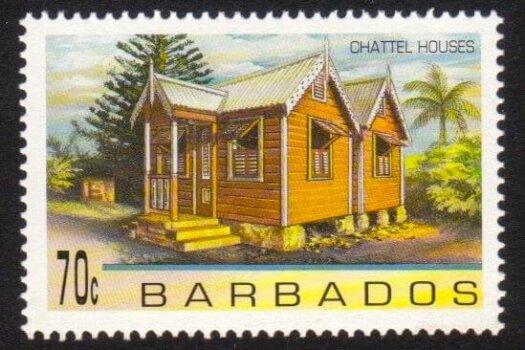 Barbados SG1094