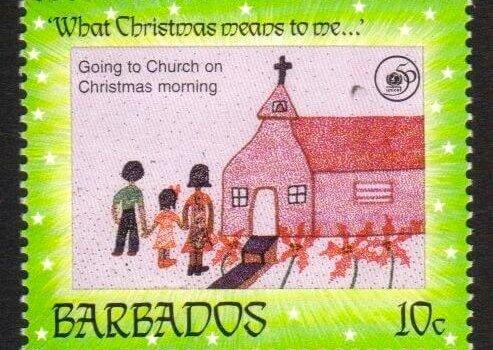 Barbados SG1097