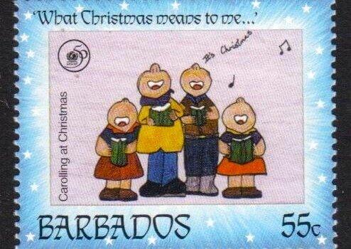 Barbados SG1099