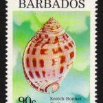 Barbados SG1109