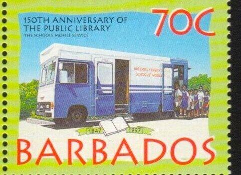 Barbados SG1114