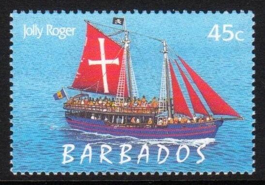 Barbados SG1130