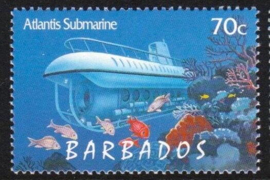Barbados SG1131