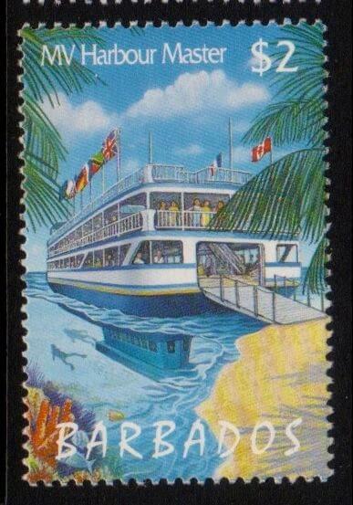 Barbados SG1132