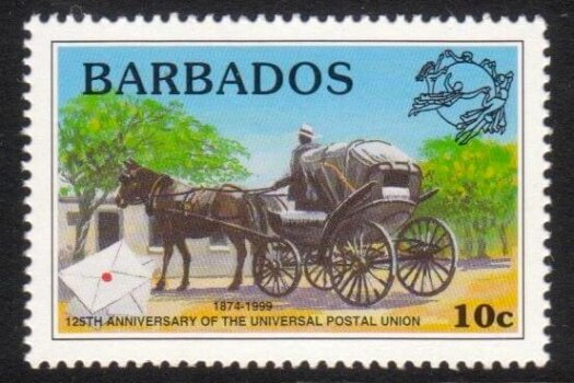 Barbados SG1148