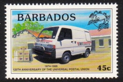 Barbados SG1149