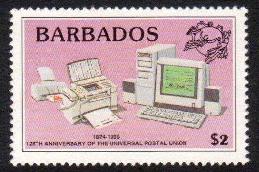 Barbados SG1151