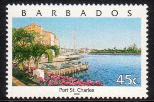 Barbados SG1156