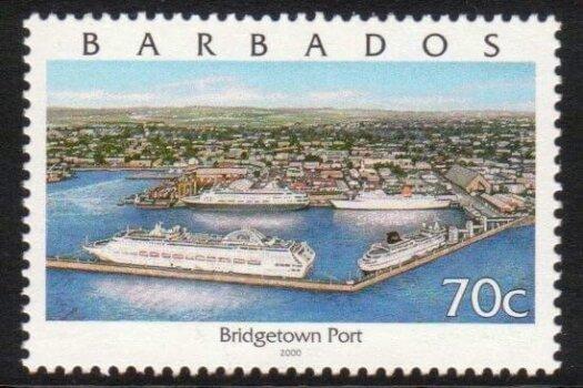 Barbados SG1158
