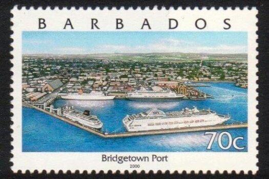 Barbados SG1158A