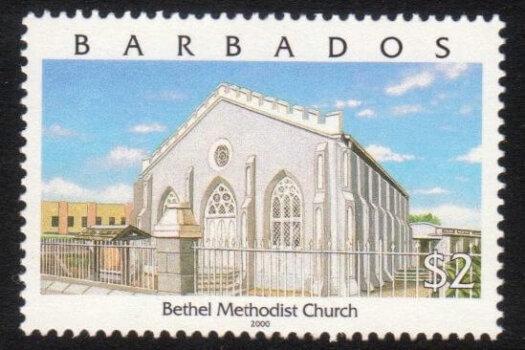 Barbados SG1163