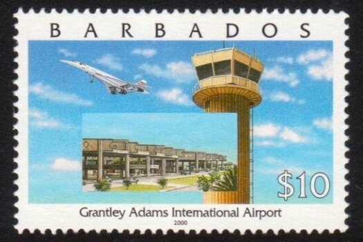 Barbados SG1166