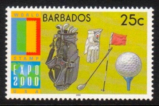 Barbados SG1171