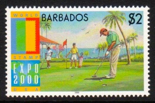 Barbados SG1174