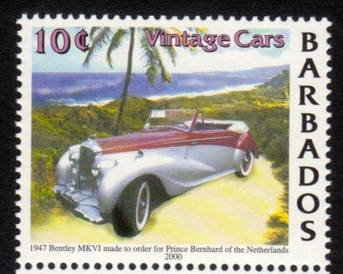 Barbados SG1175