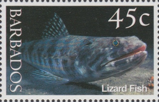 Barbados SG1180