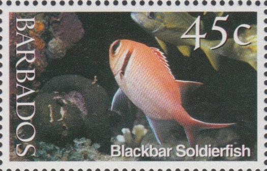 Barbados SG1182