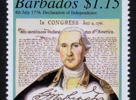 Barbados SG1195