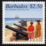 Barbados SG1196