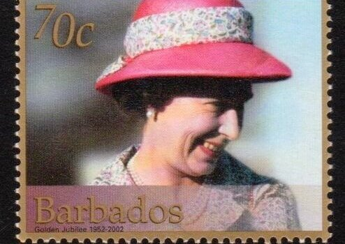 Barbados SG1203