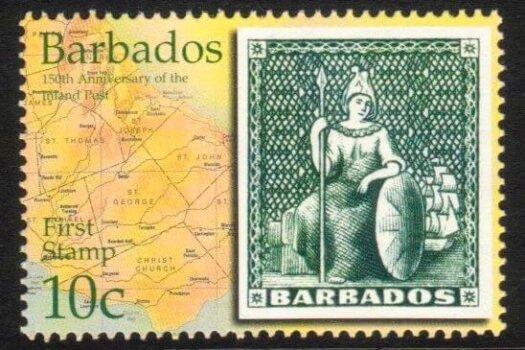 Barbados SG1207
