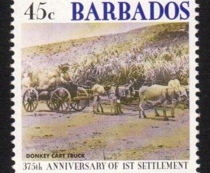 Barbados SG1216