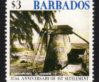 Barbados SG1218