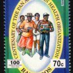 Barbados SG1223